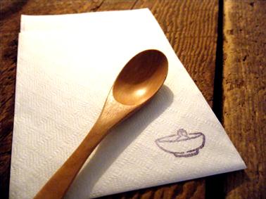 『お茶とお菓子 横尾 (ヨコオ)』の牛乳プリン