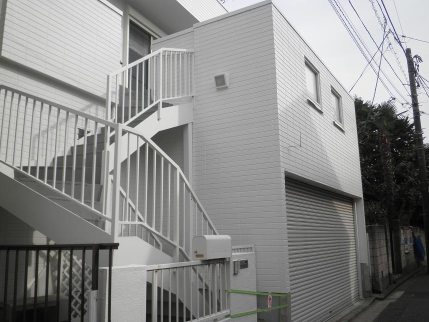 みらい住建 外壁塗装 施工事例①