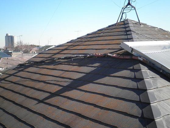 みらい住建コロニアル屋根