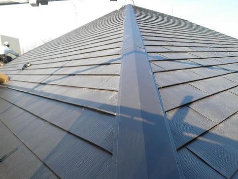 みらい住建金属瓦屋根