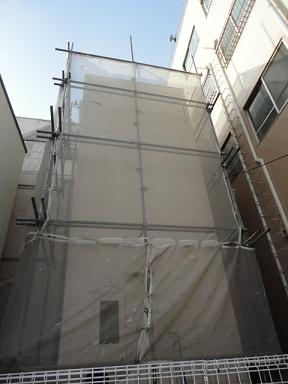 未来住建 外壁塗装②