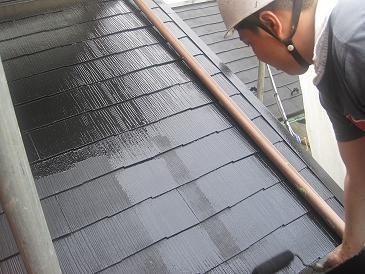 未来住建屋根修理塗装④