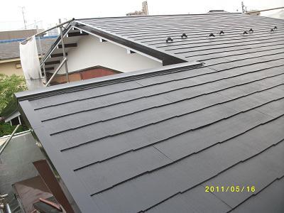 未来住建屋根修理塗装⑤