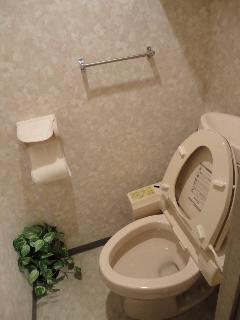 未来住建マンションリフォームトイレ