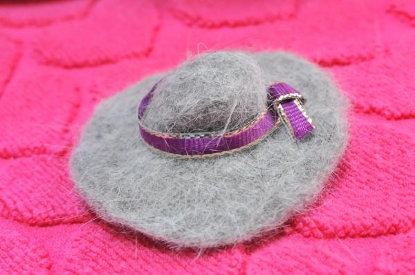 ミリンの帽子