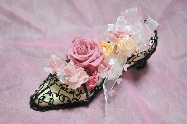 シンデレラの靴1