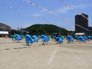 運動会20106