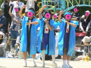 運動会20105