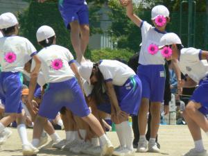 運動会20108