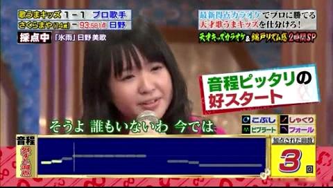 【関ジャニの仕分け∞】対決!さくらまやVS日野美歌!!さくらまや氏は音程ピタリで好スタート