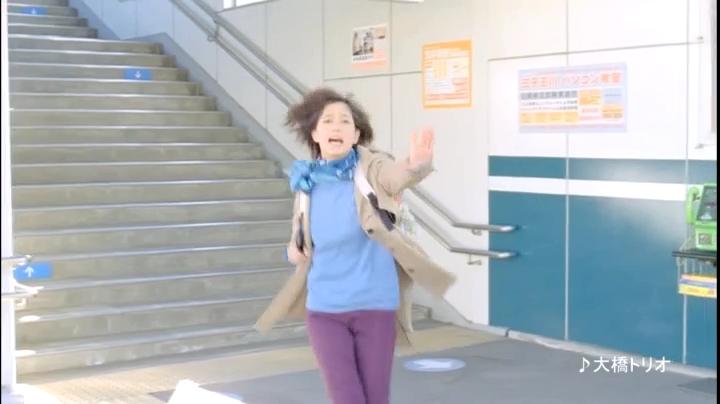 2代目【GTO】神崎麗美(本田翼)C1000のCMに登場!閉まるドアに焦る神崎