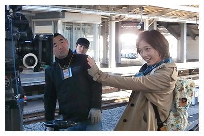2代目【GTO】神崎麗美(本田翼)C1000のCMに登場!メイキング3