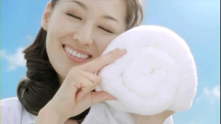 【ウルトラマン・メビウス】ミサキ女史(石川紗彩)ボールドCM第9弾に登場!