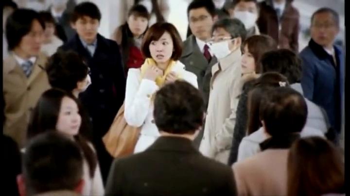 東はるみ(黛英里佳)パブロン鼻炎カプセルSに登場「もう~…止まって~!」で通行人が…(笑)