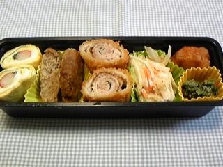 弁当 ご飯 携帯 001