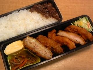 弁当 ご飯 携帯 002