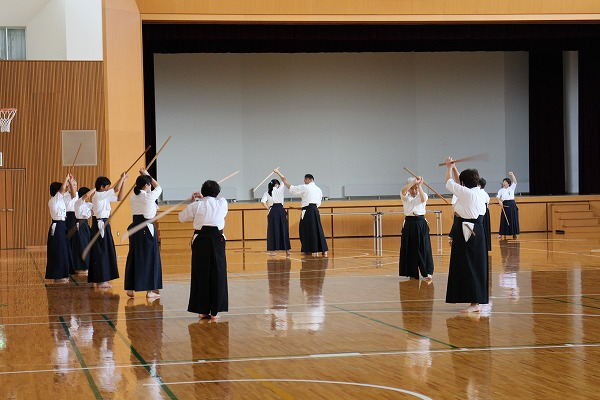 薙刀香川県審査会・稽古会2