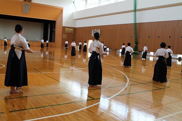 薙刀審査会・稽古会25.9/8・・・7