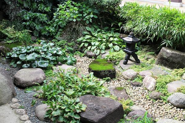 宗源寺中庭1