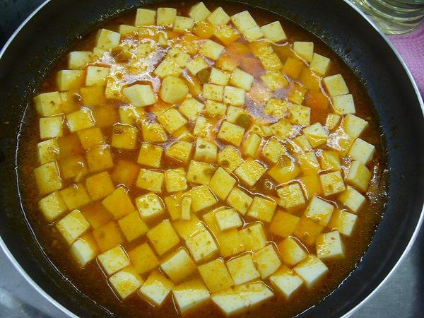便利豆腐 冷凍 マーボ