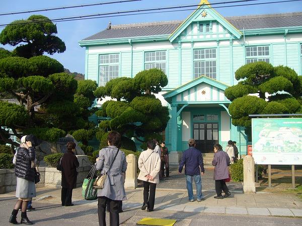 海洋記念館 ①