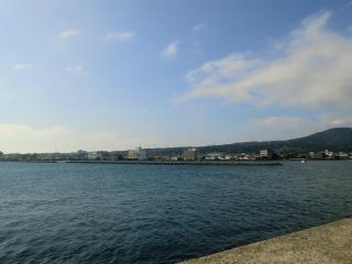 指宿港散策
