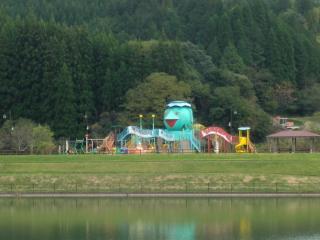カッパ大王のいる公園