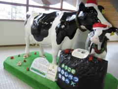 空港の牛さん