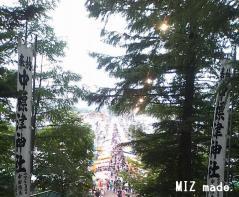 お祭り20100719
