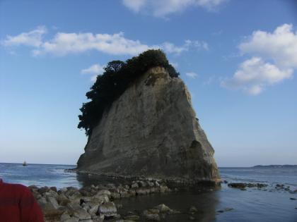 !!!見附島5