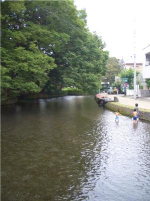 三島市 桜川 白滝公園