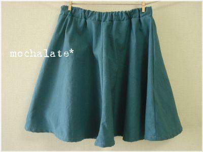 ハンドメイド*twinkleスカート