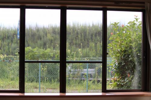 窓掃除 3