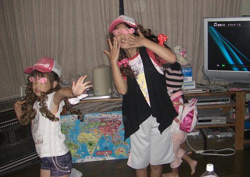 踊る三姉妹2