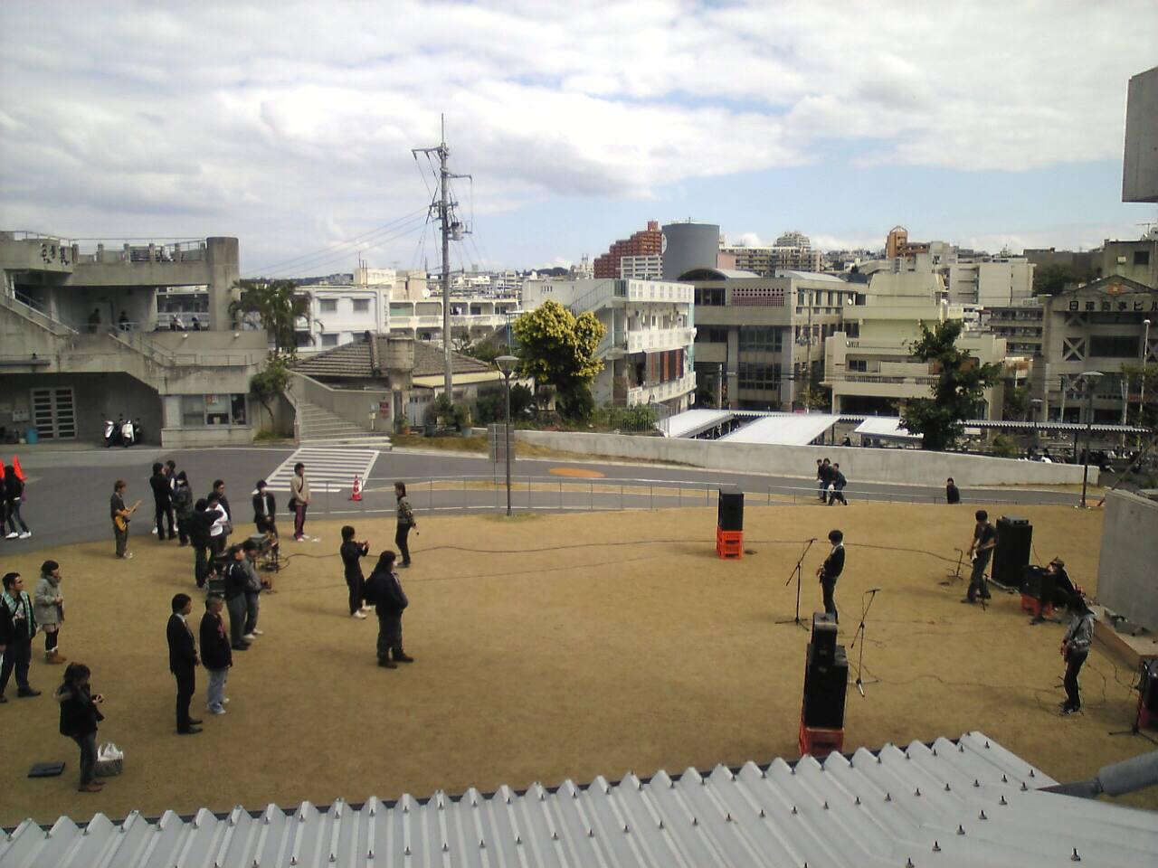 20110201学内ライブ2