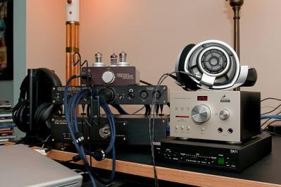 HD800 ヘッドホンシステム オーディオ ヘッドホンアンプ