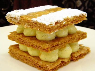 ミルフィーユ ケーキ お菓子 スイーツ