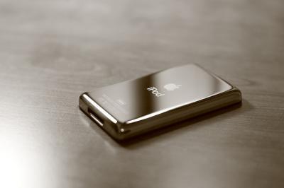 iPod Classic 鏡面 apple
