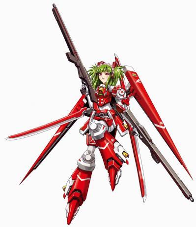 武装神姫004
