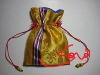 ヤンダン&セットンのチュモニ(巾着)
