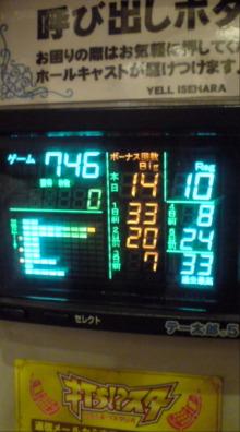 ソナーに感っ!(モヒカンのブログ)…うはっ満月=BMじゃん!?-20091115195546.jpg
