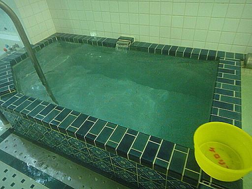 水風呂源泉