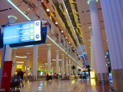 4ドバイ空港