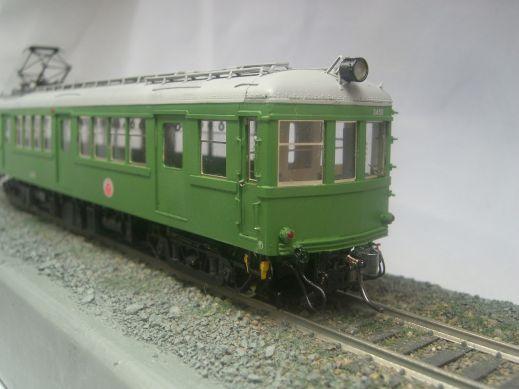 U-trains 東急デハ3450 日車