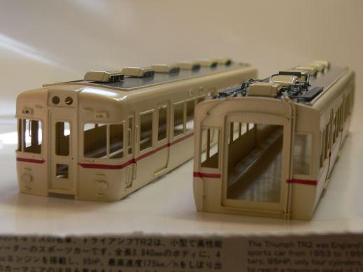 ムサシノモデル 京王5000