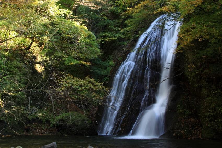 峨瓏の滝1