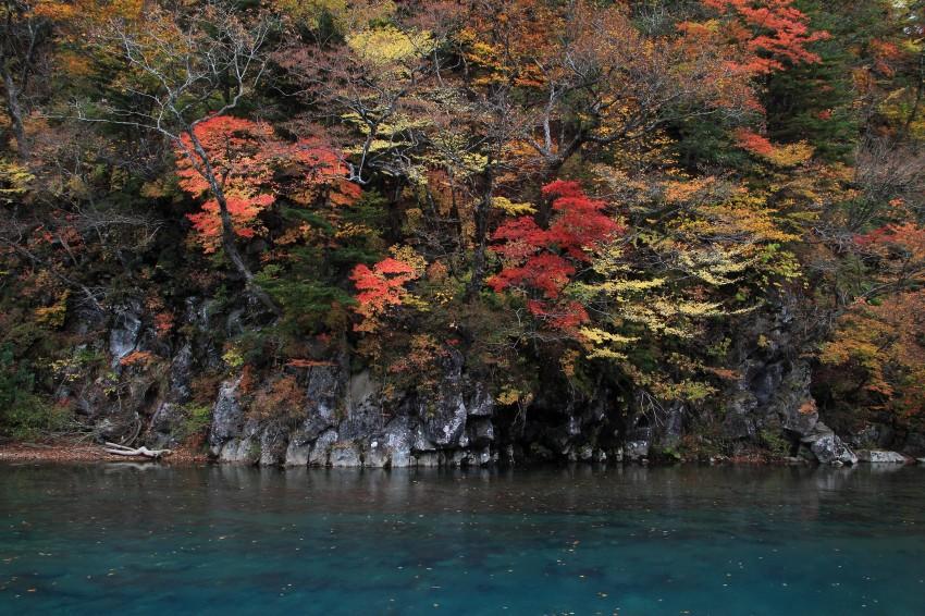 法体の滝2011秋3