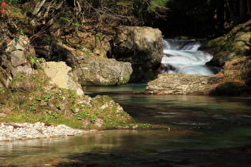 石見峡(秋)1