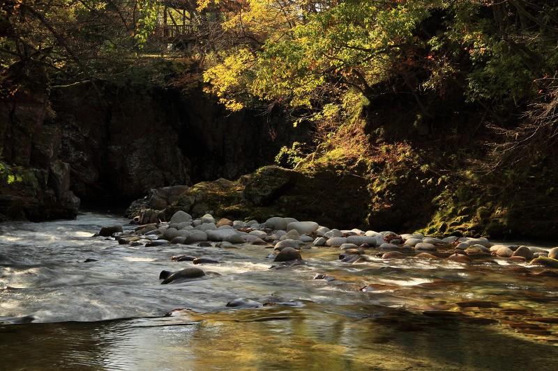 石見峡(秋)3