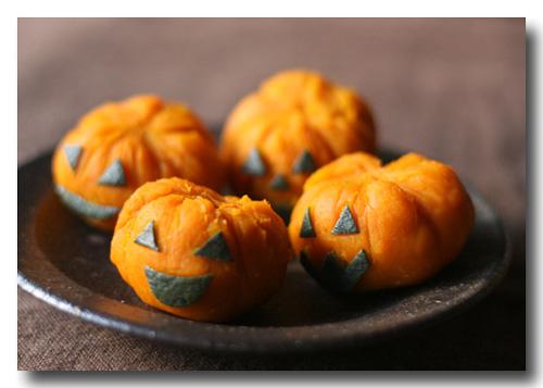 かぼちゃ完成